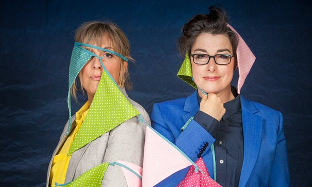 In Mel and Sue, the true spirit of punk lives on