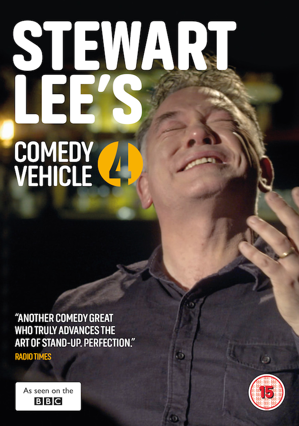 Stewart Lee's Comedy Vehicle - Series 4 DVD