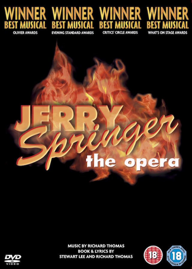 Jerry Springer: The Opera - DVD