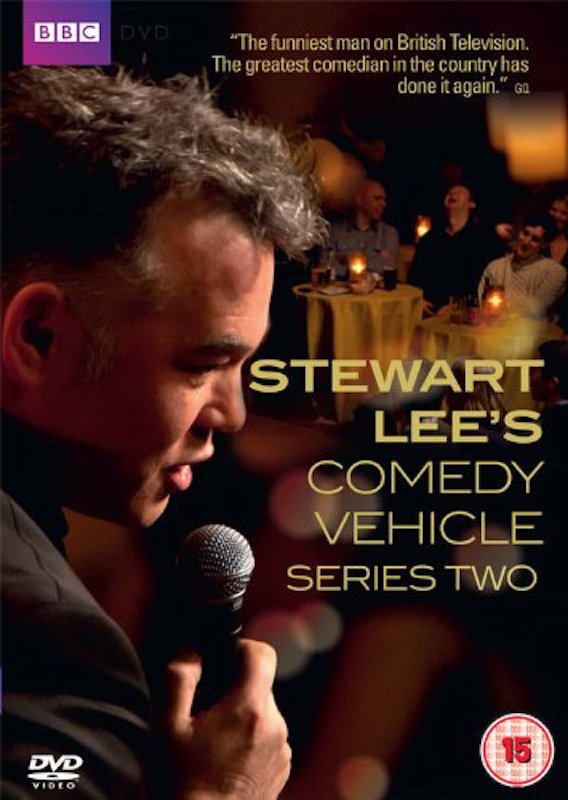 Stewart Lee's Comedy Vehicle - Series 2 DVD