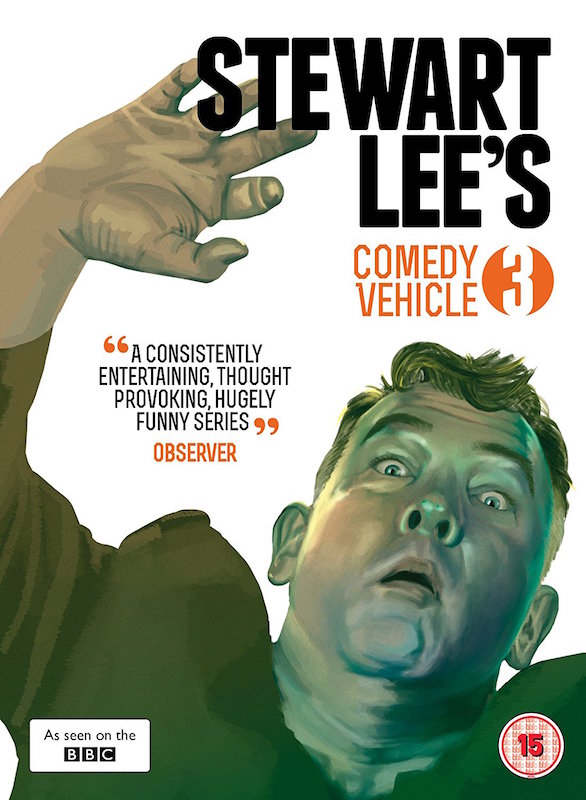 Stewart Lee's Comedy Vehicle - Series 3 DVD