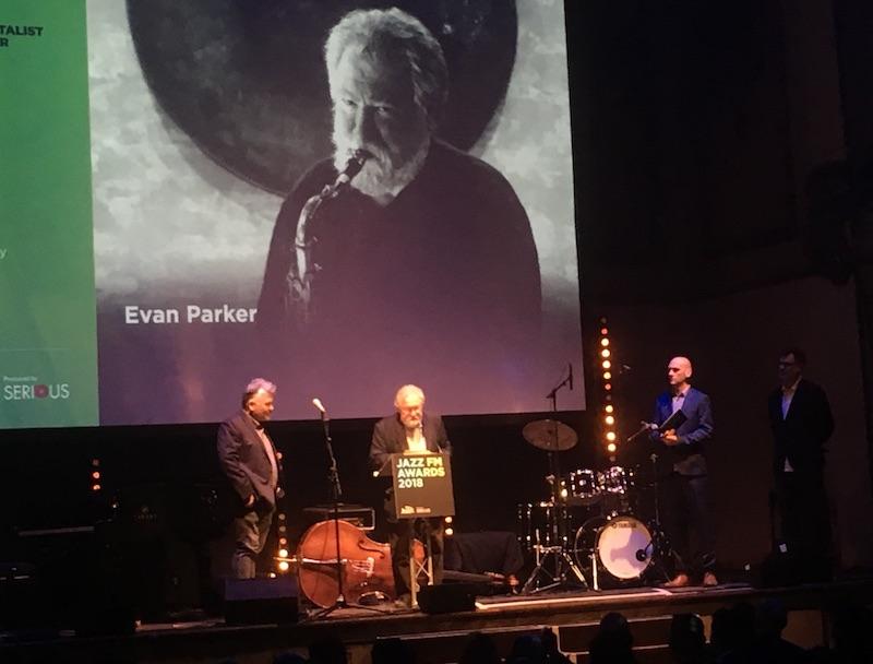 April 2018 - Evan Parker