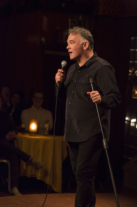 FROM THE DESK OF  Stewart Lee Weds march 9th NEWS EXTRA