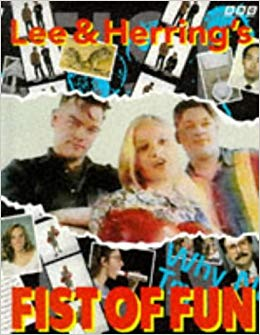 Lee & Herring's Fist Of Fun Cash In Book