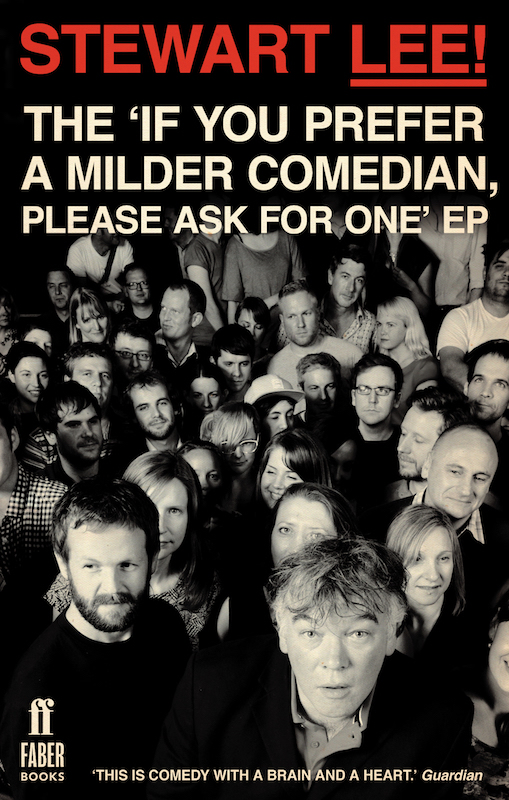 "The ""If You Prefer A Milder Comedian, Please Ask For One"" EP"