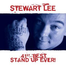 41st Best Stand Up Ever! CD Cover