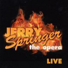 Jerry Springer The Opera CD Cover
