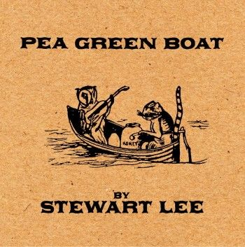 Pea Green Boat – DOWNLOAD, CD AND 10″  (Audio)