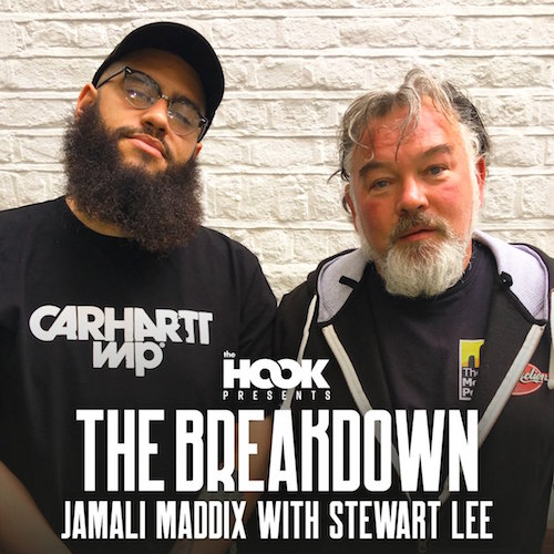 The Breakdown with Jamali Maddix