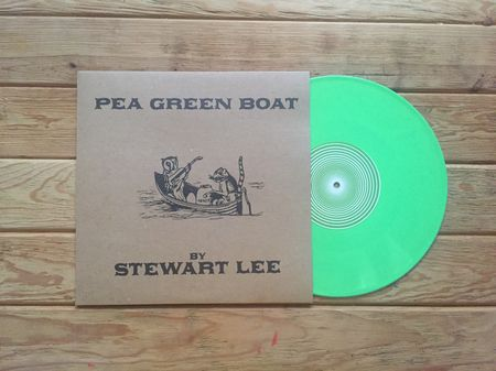 June 2007 - Pea Green Boat