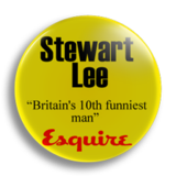 Britain's 10th Funniest Man