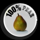 100% Pear
