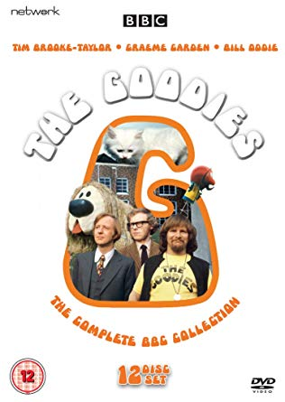 The Goodies : The Complete BBC Collection