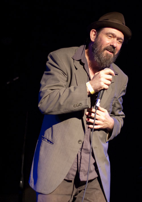 July 2014 - Sean Hughes