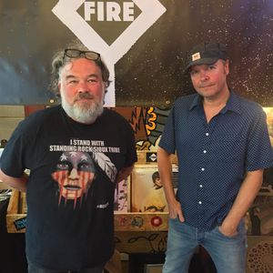 Fire Records Takeover with Stewart Lee and Michael Cumming