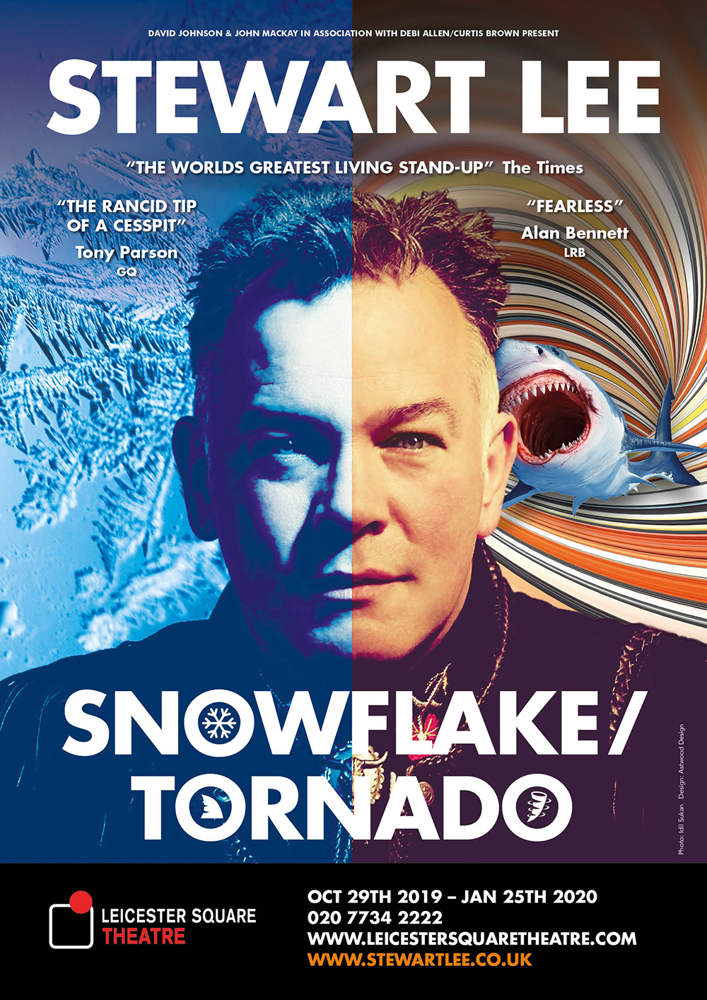 Snowflake / Tornado – EXTRA LONDON TICKETS RELEASED