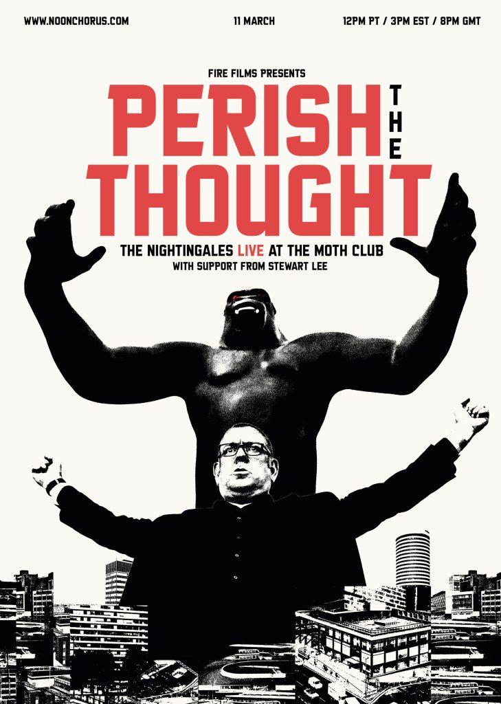 Perish The Livestream Reminder – 8pm (GMT) Tonight – 11th March 2021